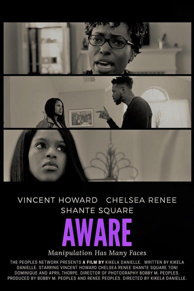 Aware Large Poster
