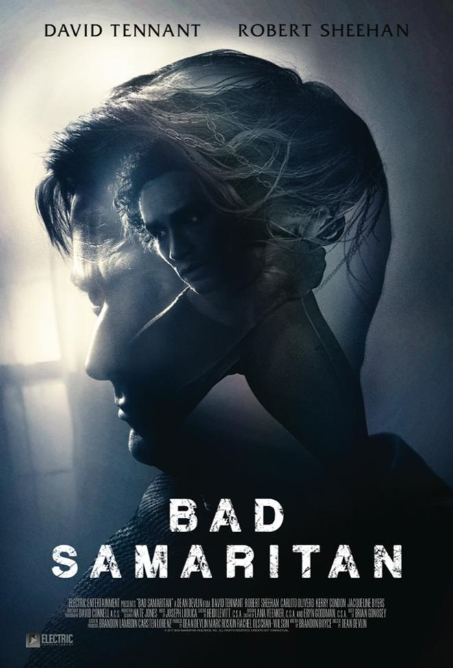 Bad Samaritan Large Poster