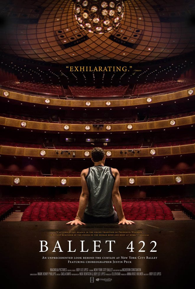 Ballet 422 Large Poster