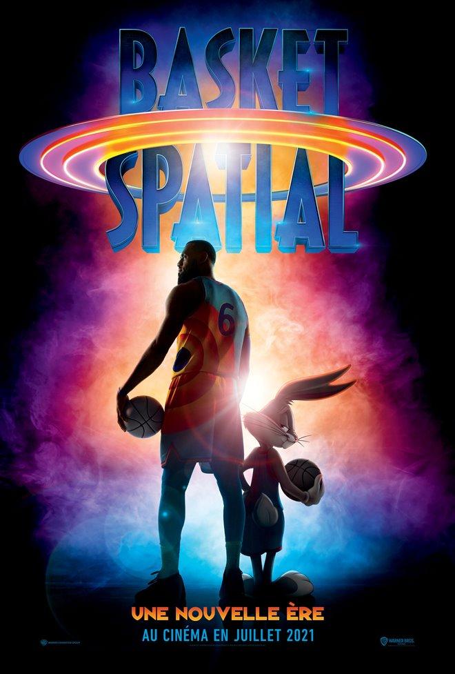 Basket spatial : Une nouvelle ère Large Poster