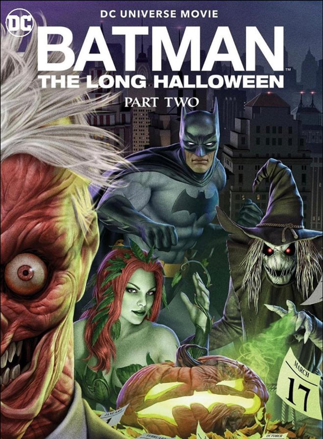 Batman: The Long Halloween, Part Two Large Poster