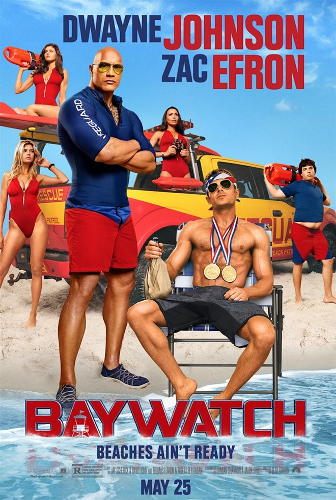 Baywatch Large Poster