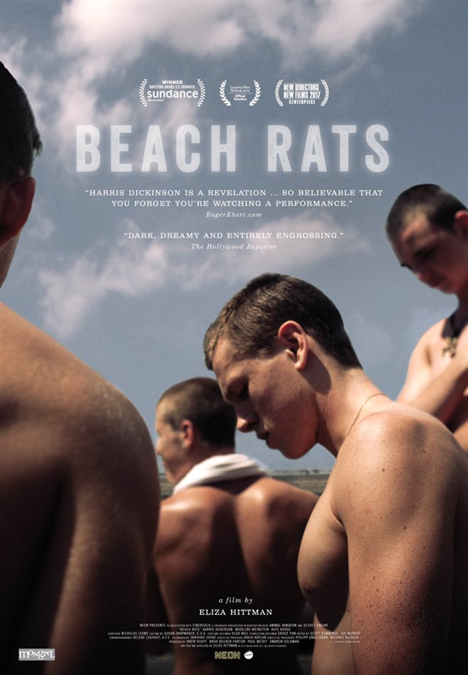 Beach Rats Large Poster