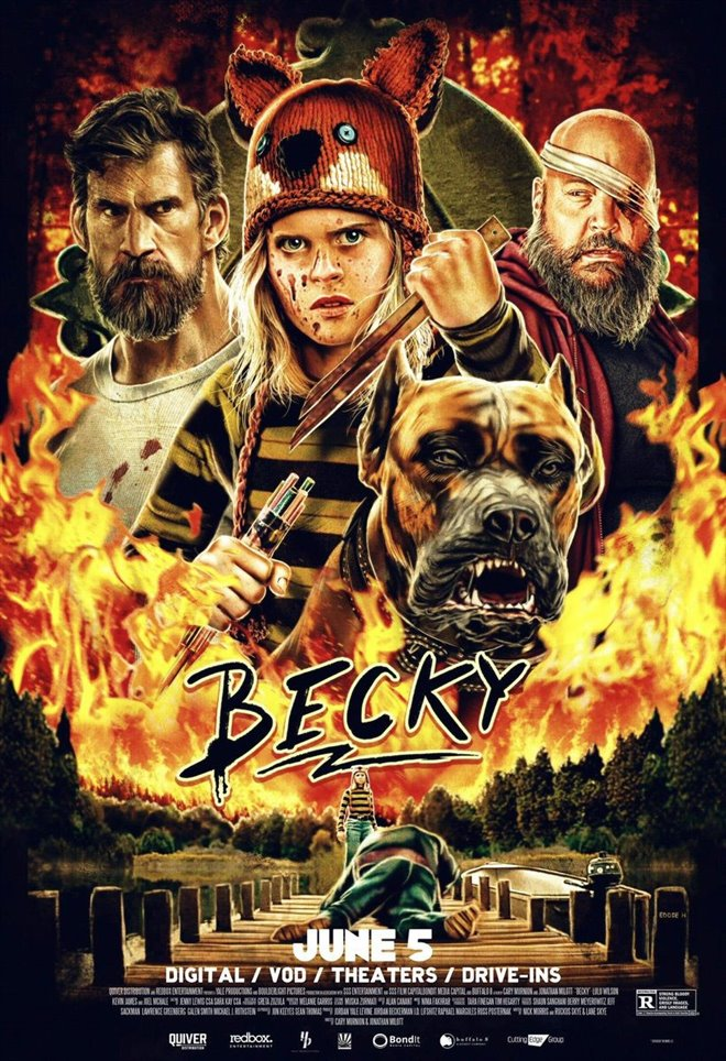 Becky Poster