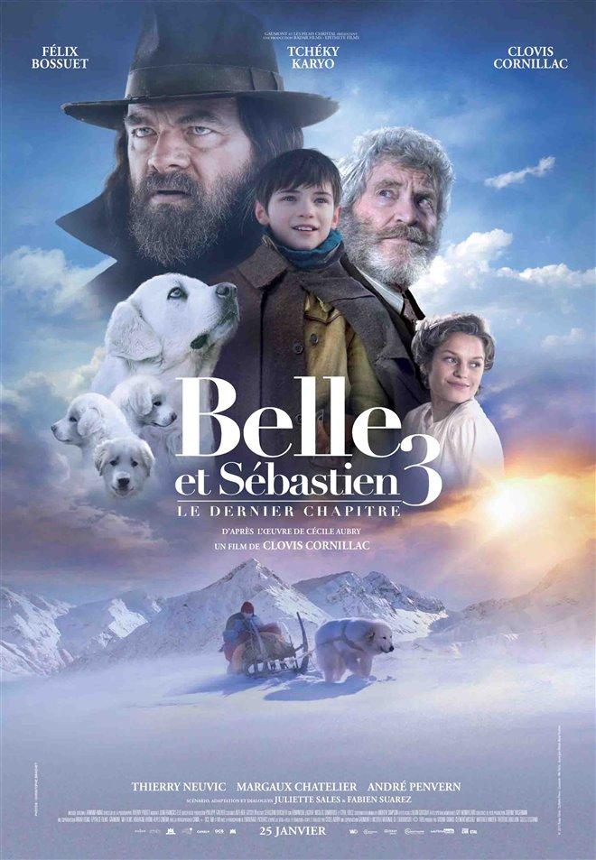 Belle & Sebastien 3 Large Poster