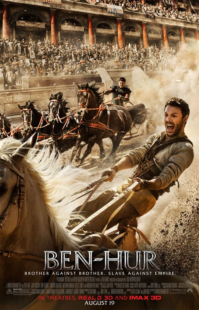 Ben-Hur Large Poster