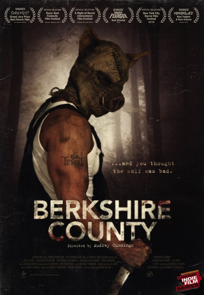 Berkshire County Large Poster