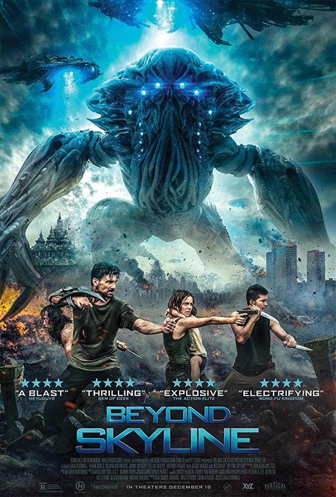 Beyond Skyline Large Poster