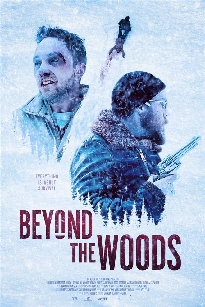 Beyond the Woods Large Poster
