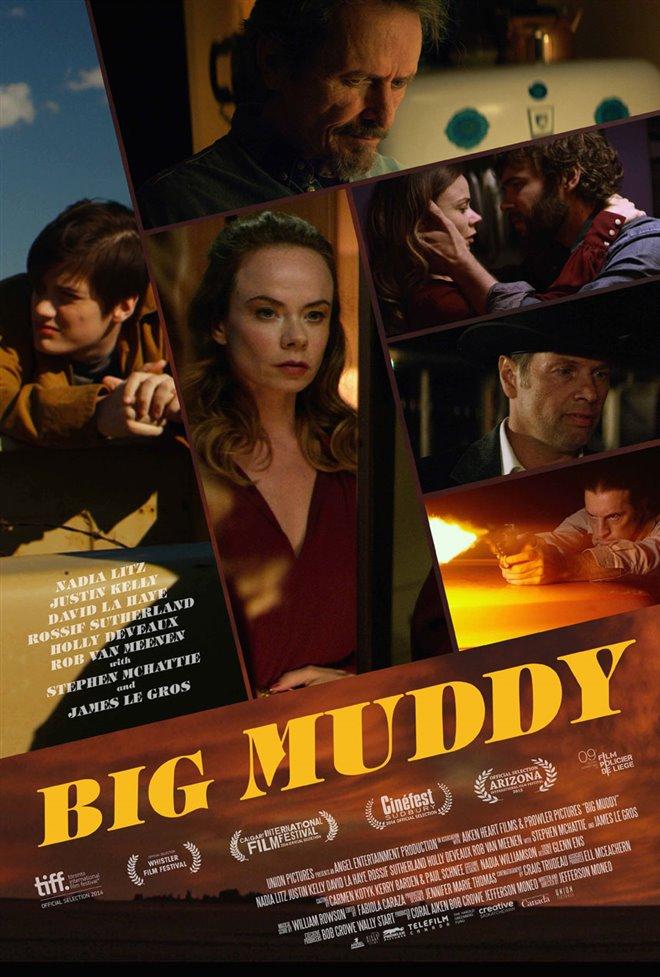 Big Muddy Large Poster