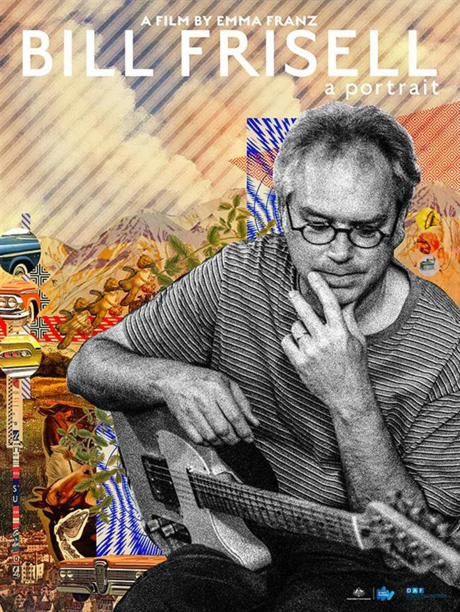 Bill Frisell: A Portrait (v.o.a.s-.t.f.) Large Poster