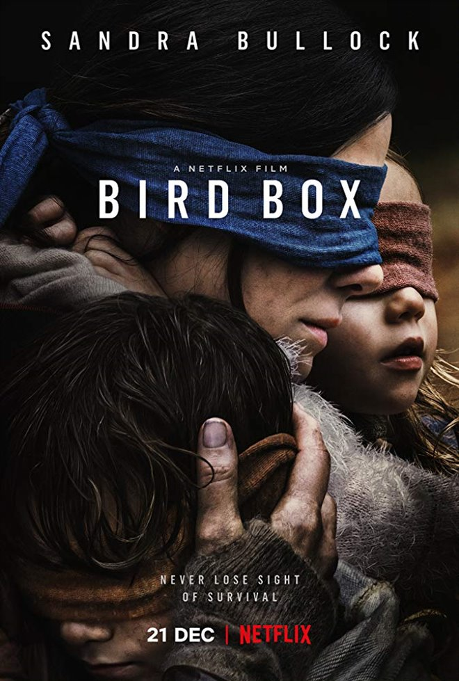 Bird Box (Netflix) Large Poster