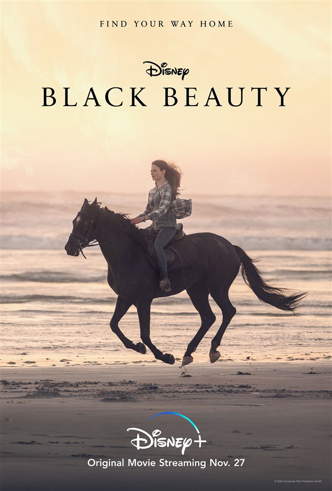 Black Beauty (Disney+) Large Poster