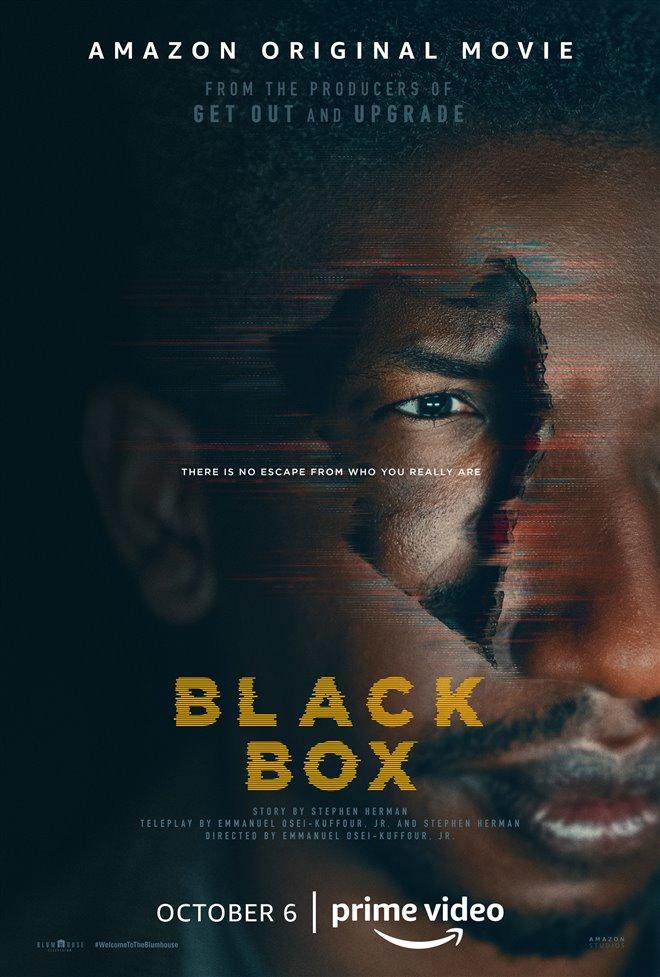 Black Box (Amazon Prime Video) Large Poster