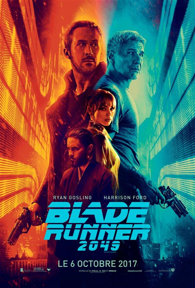 Blade Runner 2049 (v.f.) Large Poster
