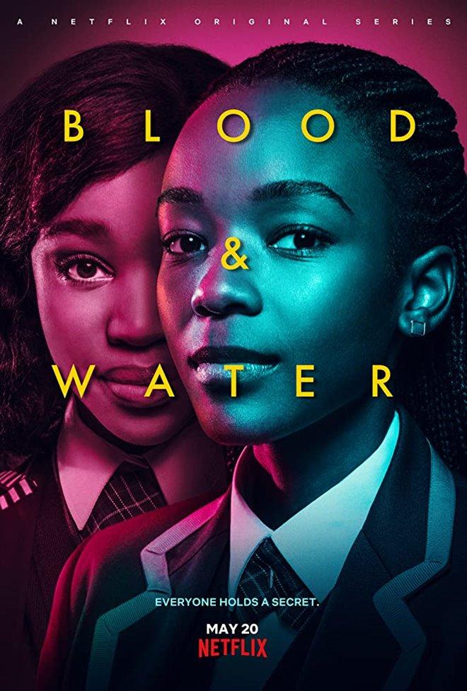 Blood & Water (Netflix) Large Poster
