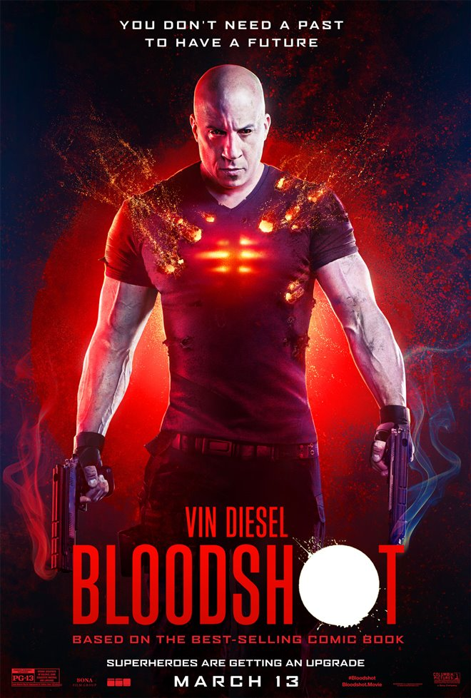 Bloodshot Large Poster