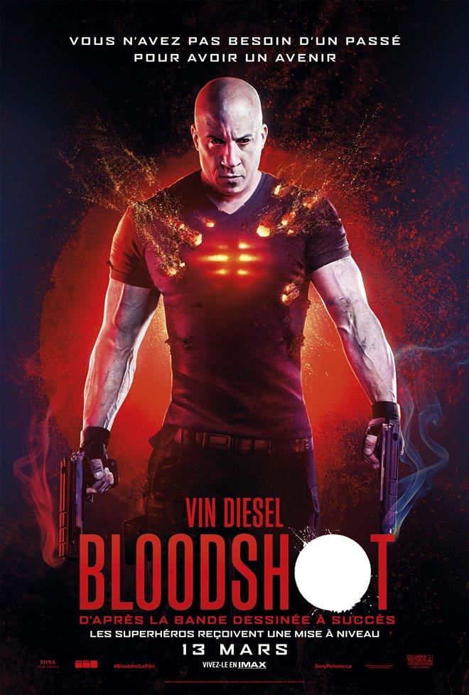 Bloodshot (v.f.) Large Poster