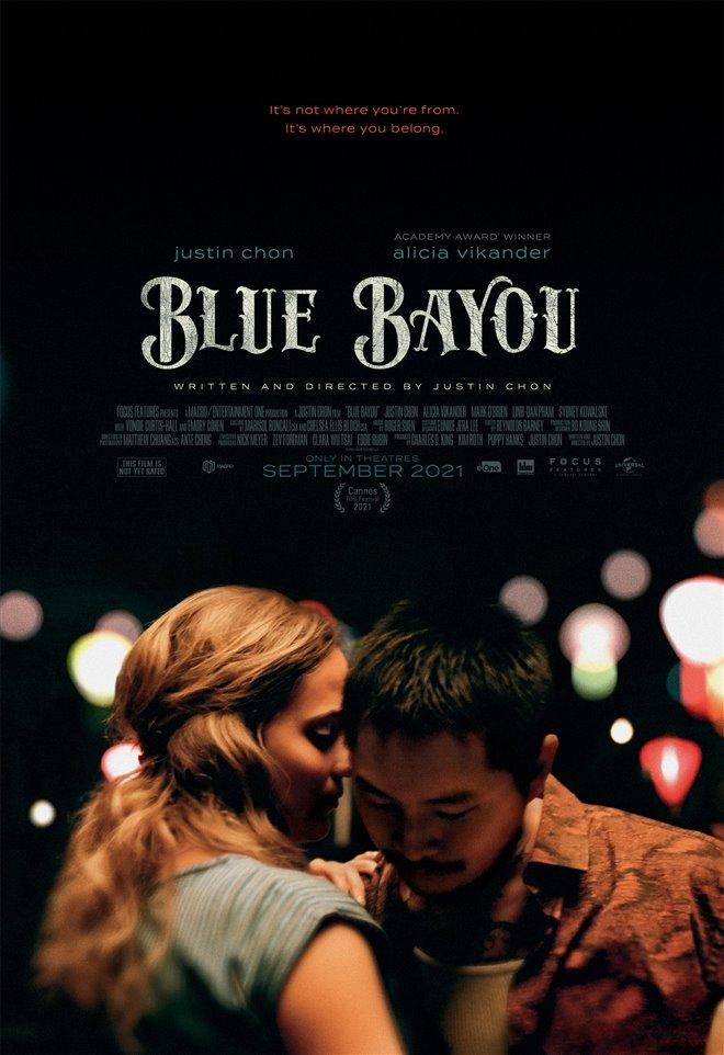 Blue Bayou Large Poster
