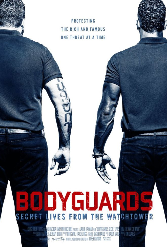 Bodyguards: Secret Lives from the Watchtower Large Poster