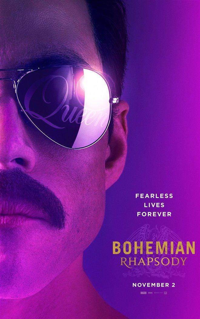 Bohemian Rhapsody (v.f.) Large Poster