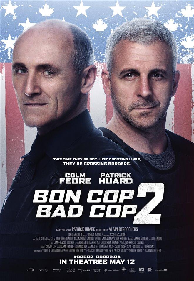Bon Cop Bad Cop 2 Large Poster