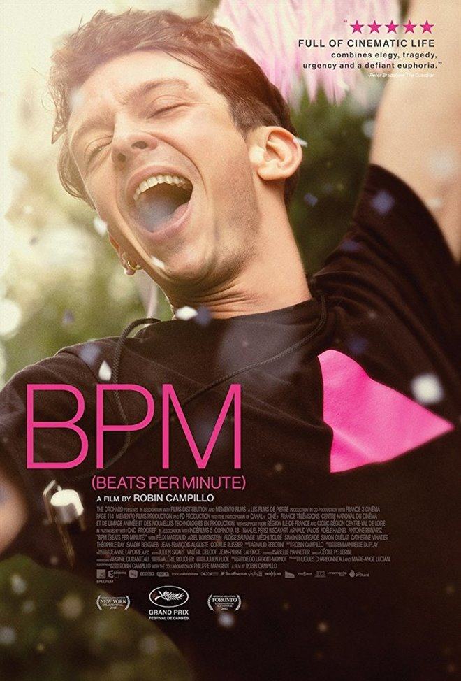 BPM (Beats Per Minute) Large Poster