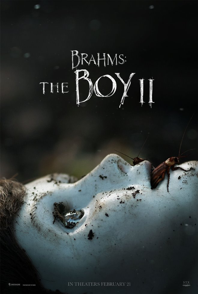 Brahms: The Boy II Large Poster