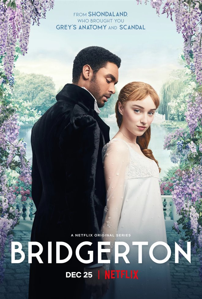 Bridgerton (Netflix) Large Poster