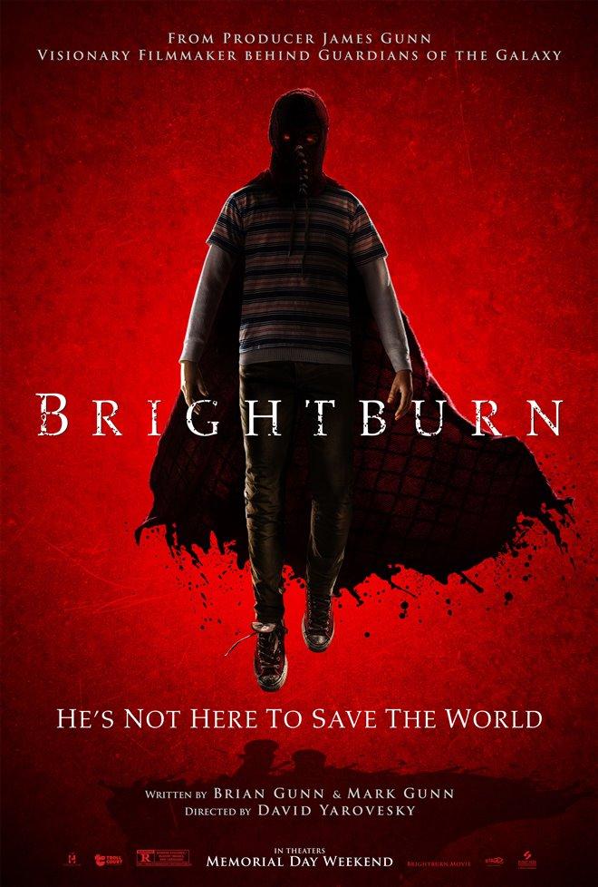 Brightburn Large Poster