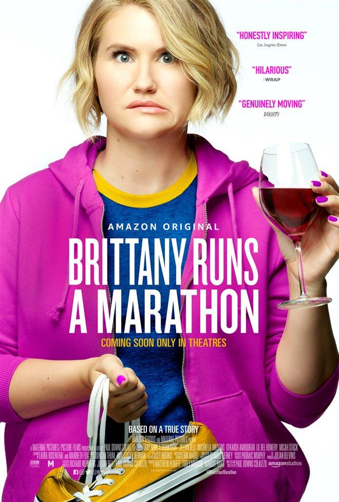 Brittany Runs a Marathon (v.o.a.) Large Poster