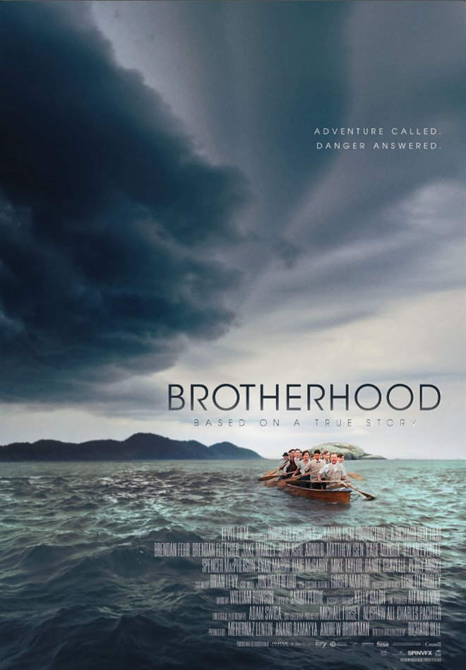 Brotherhood Large Poster