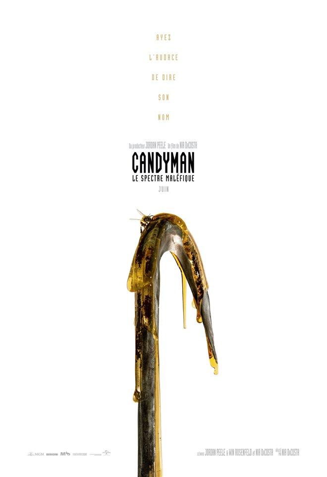Candyman, le spectre maléfique Large Poster