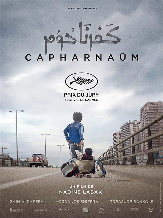 Capharnaüm (v.o.s.-.t.f.) Large Poster
