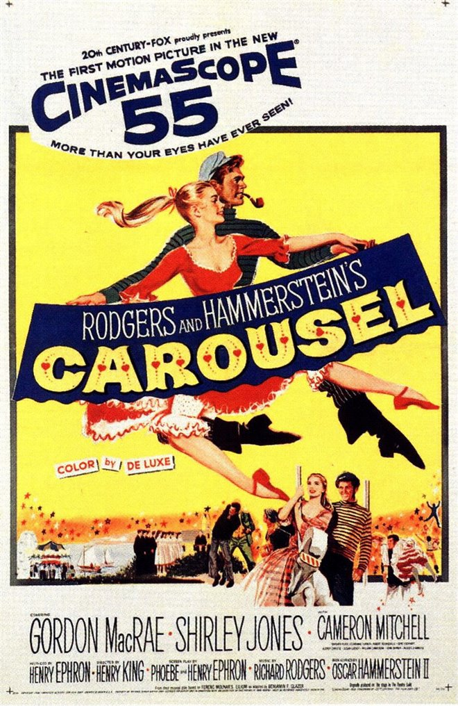Carousel Large Poster