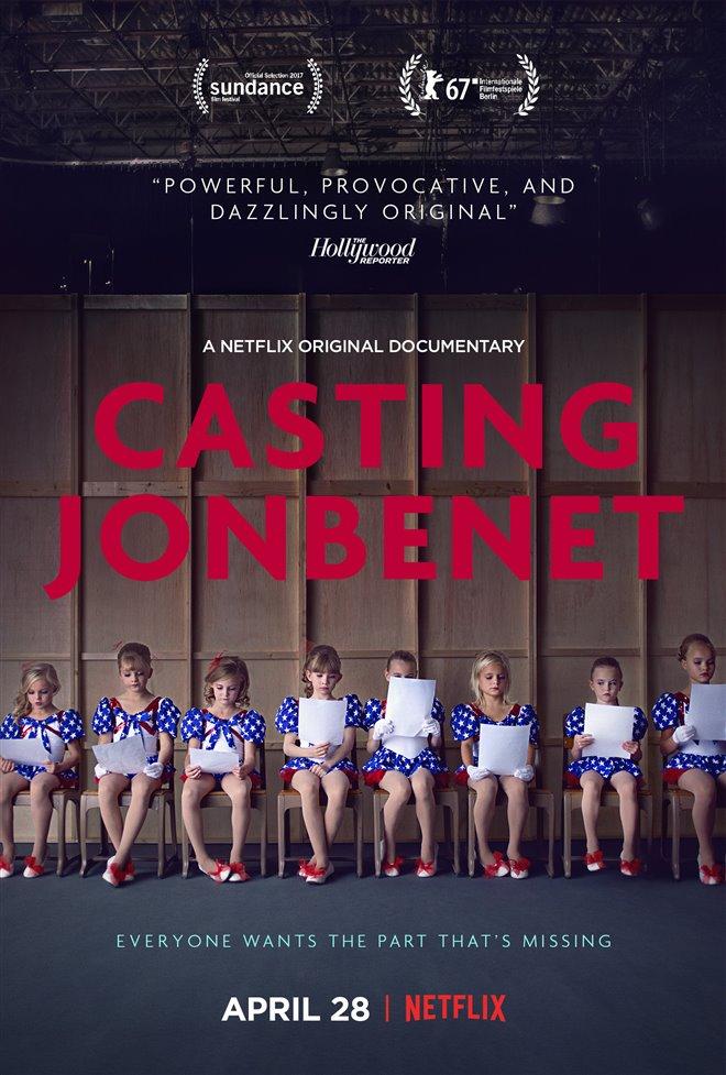 Casting JonBenet (Netflix) Large Poster