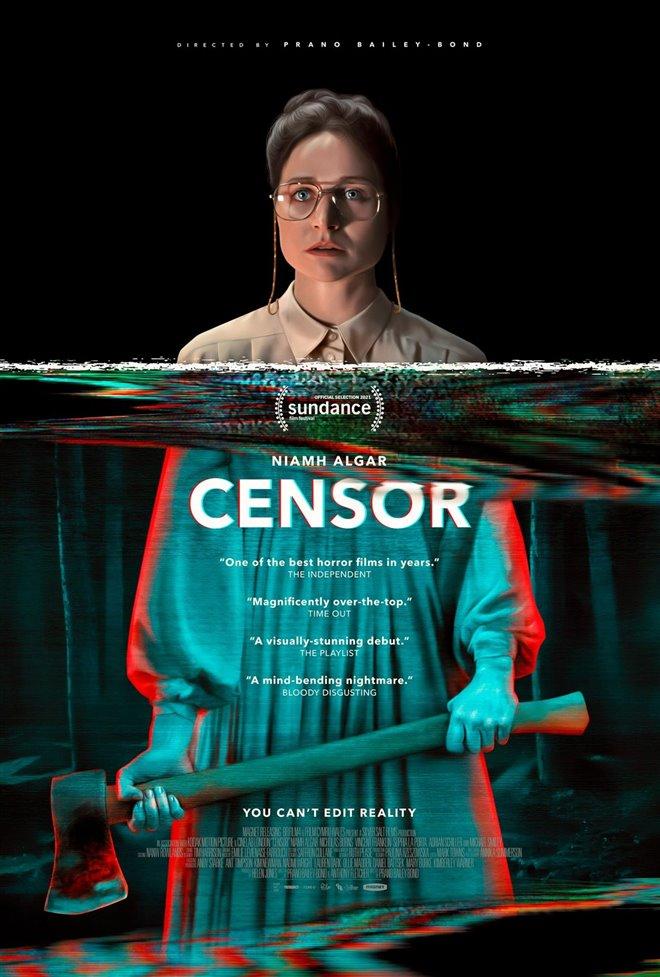 Censor Large Poster