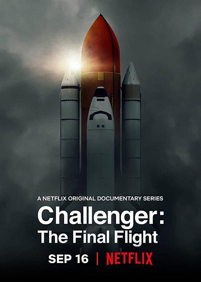 Challenger: The Final Flight (Netflix) Large Poster