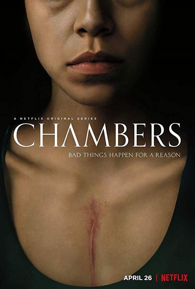 Chambers (Netflix) Large Poster