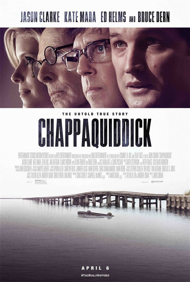 Chappaquiddick (v.o.a.) Large Poster