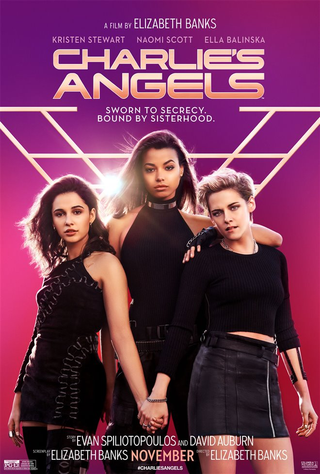 Charlie's Angels Large Poster