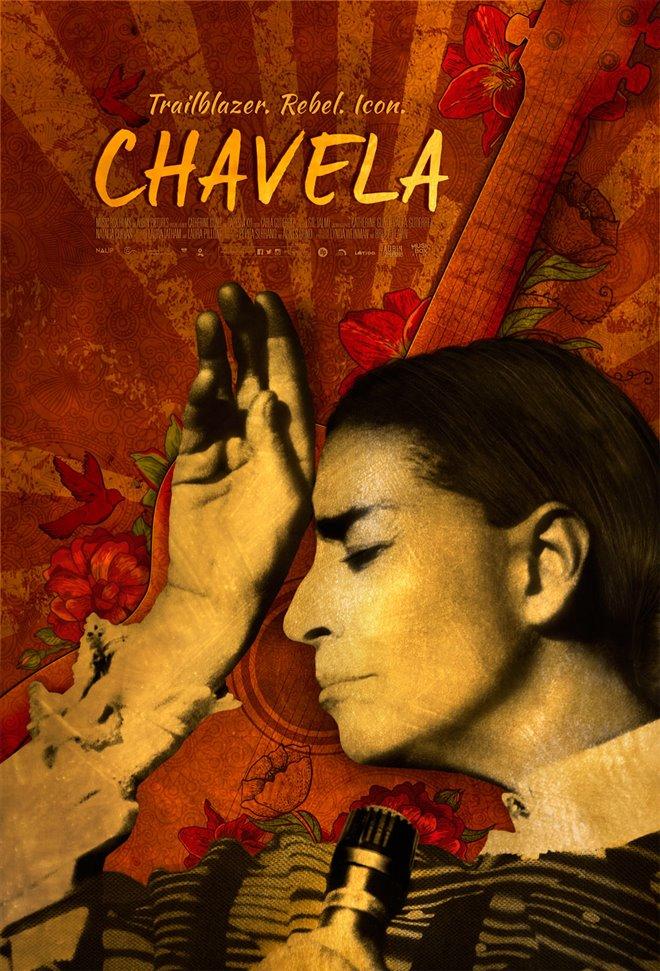 Chavela Large Poster