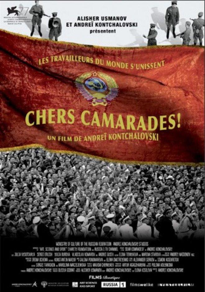 Chers camarades! Large Poster
