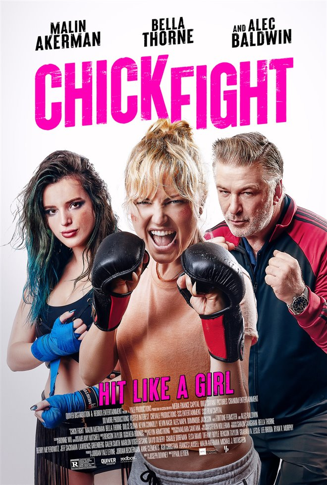 Chick Fight Poster