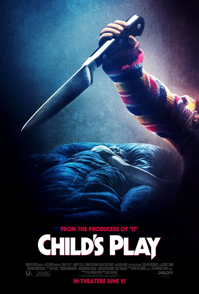 Child's Play Large Poster