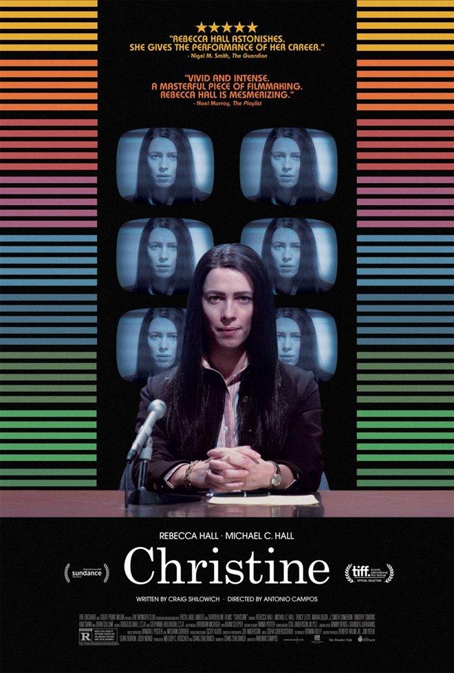 Christine (v.o.a.s.-t.f.) Large Poster