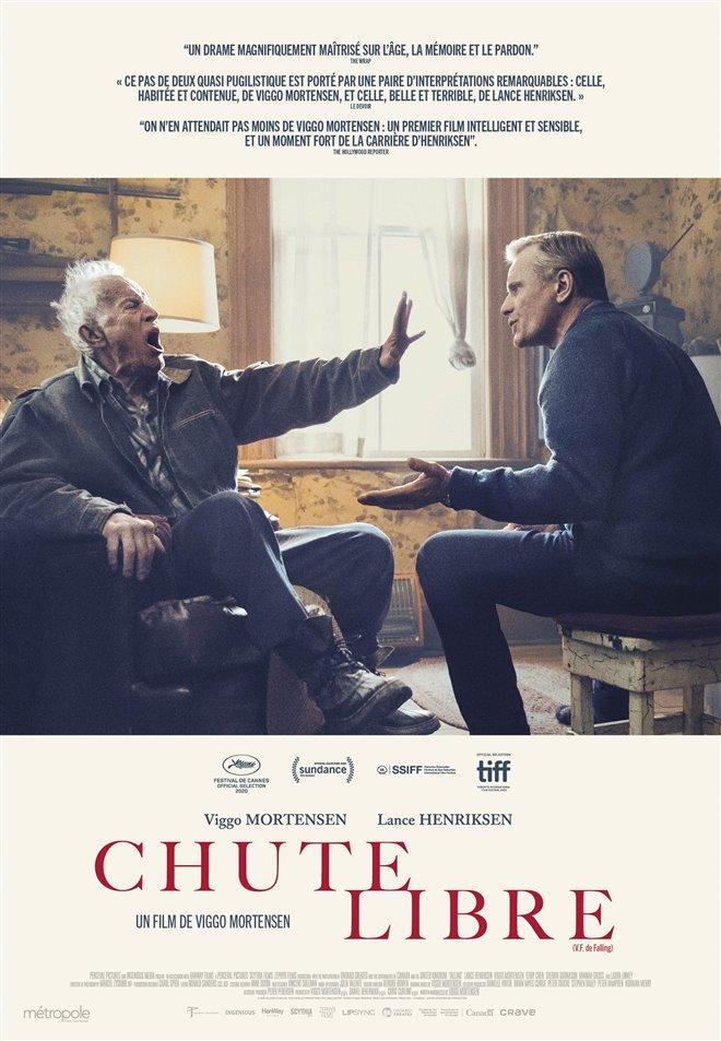 Chute libre Large Poster
