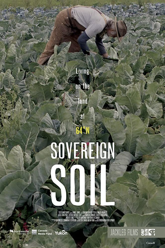 Cinematheque at Home: Sovereign Soil Poster