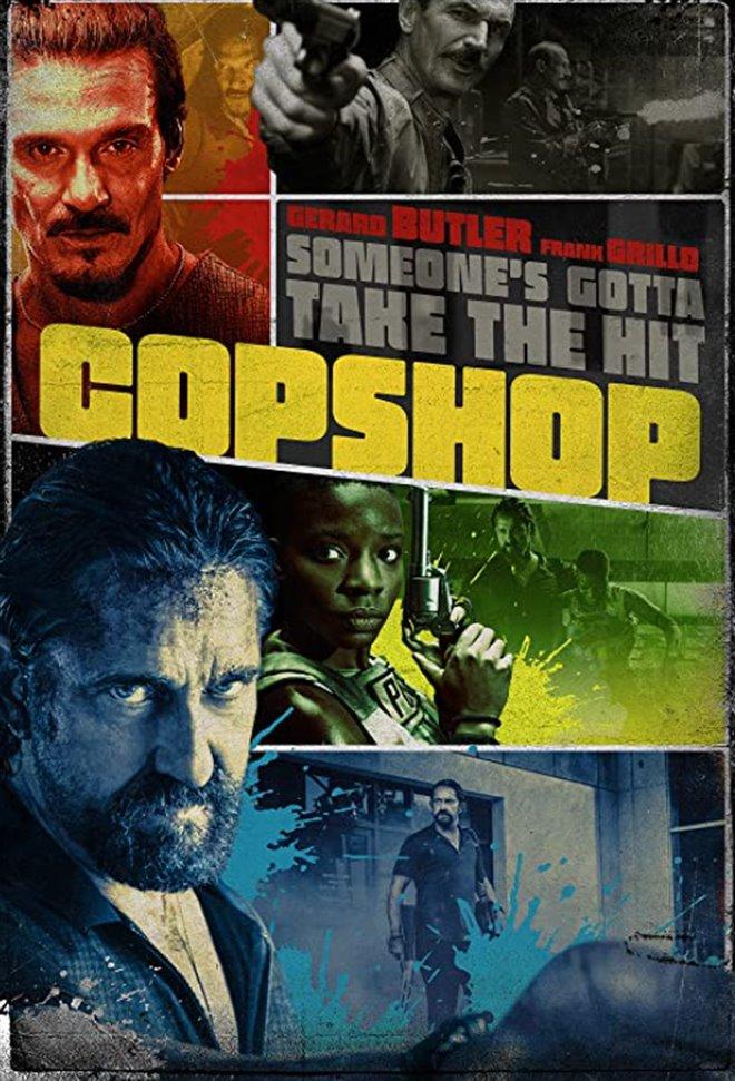 Copshop Large Poster
