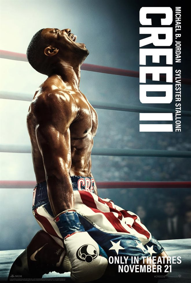 Creed II (v.f.) Large Poster